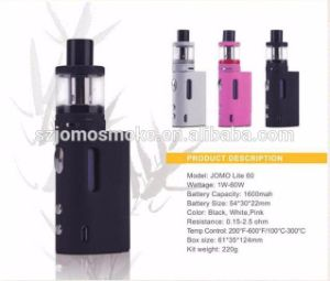 China Suppilier Ecig Jomo Lite 60 Tc Vape Mod pictures & photos