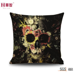 Designed Halloween Type Printed Cushion Cover pictures & photos