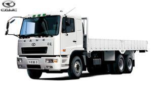 Camc 6*4 Diesel Long Wheel Base Cargo Truck