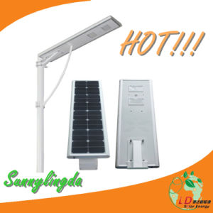 Professional Manufacture New Design All in One Solar Street Light