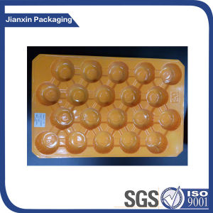 Plastic Food Compartment Tray pictures & photos