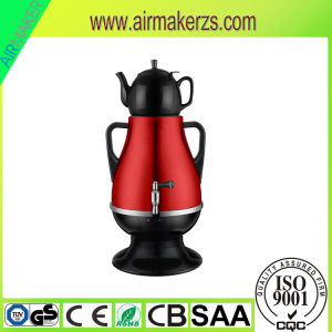 Durable S/S Samovar with Elegant Flower Pattern 2200W GS/Ce pictures & photos
