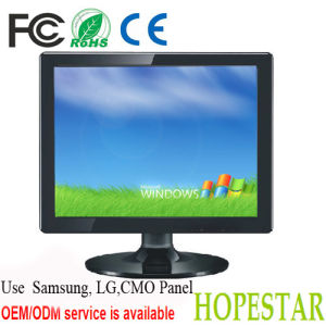 New Arrival 15inch Computer Monitor LCD Display PC Monitor pictures & photos