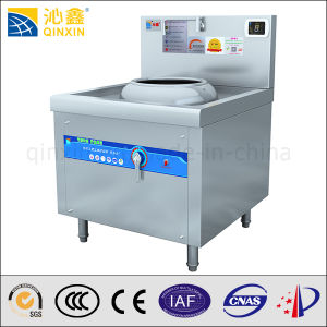 Restaurant Commercial Wok Induction Cooker Chinese Wok Burner Range pictures & photos