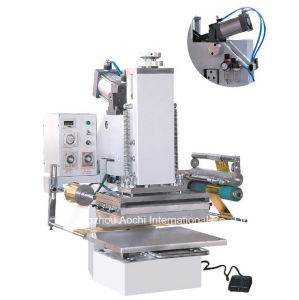 Multifucntional Table Top Pneumatic Hot Stamping Machine (HX-A358) pictures & photos