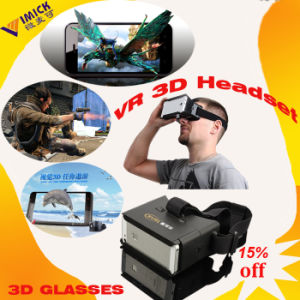 Virtual Reality Vr Box Smart Phone Virtual Reality Headset Vr Case Google Cardboard