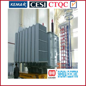 Traction Transformer for Oil-Immersed Three-Phase Transformer
