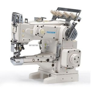 Feed-on Type Interlock Sewing Machine for Jacket pictures & photos