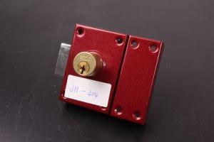 404 Iron Lock Case Double Open Door Rim Lock pictures & photos