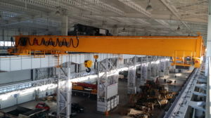 Double Girder Overhead Crane Eot Crane pictures & photos