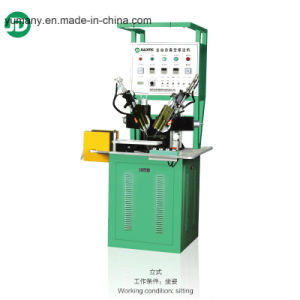Vacuum Automatic Oil Seal Leather Cup Bording Machine (JDM) pictures & photos