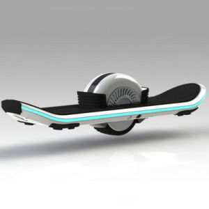 6.5inch One Wheel Electric Skateboard with Bluetooth Speaker, Electric Unicycle pictures & photos