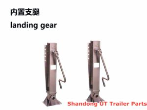 Outside Type Inside Type Trailer Landing Gear Leg pictures & photos