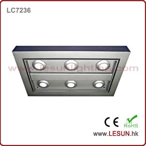 6W / 18W Square LED Ceiling Light Plate for Indoor / Jewelry Store pictures & photos
