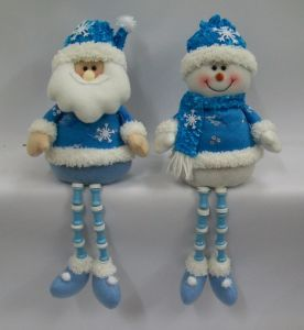 Xmas Decoration Sitting Santa Clause St56036A/B pictures & photos