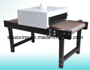 CE Certificate Silk Screen IR Conveyor Drying Machine (SD-1800IR) pictures & photos