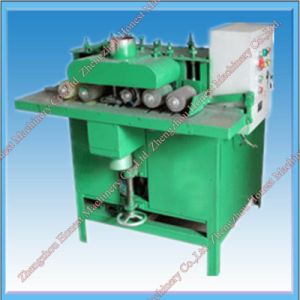 China Supplier Wood Round Stick Machine / Wood Polishing Machine pictures & photos
