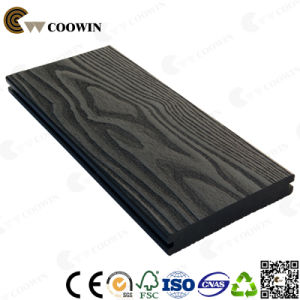 Tw-K03 Factory Price Fire-Resistant Solid Wood Plastic Composite WPC Decking pictures & photos
