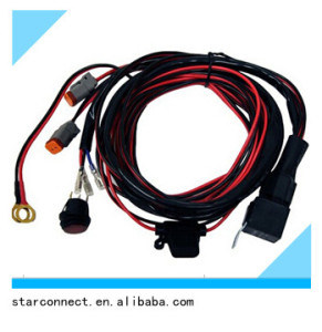 Auto Light Car Lamp Wire Harness pictures & photos