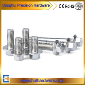 Stainless Steel A4 316 Hex Flange Bolt pictures & photos