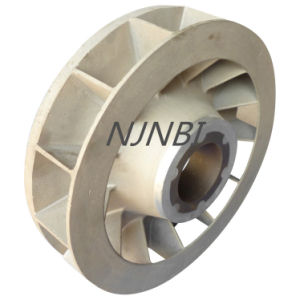 Competitive Price Sand Casting Steel Gear Flange pictures & photos
