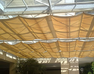 Motorized Sunshade System pictures & photos