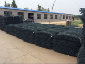 PVC Coated Gabion in Good Quality pictures & photos