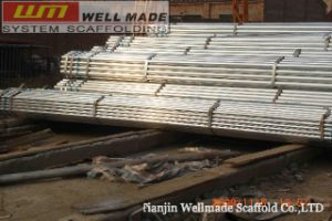 BS1139 En39 Construction Scaffolding Pipe Steel Scaffold Tube pictures & photos