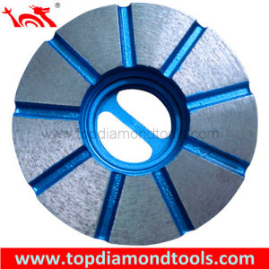 Diameter 100mm Diamond Shaping Wheel for Edging pictures & photos