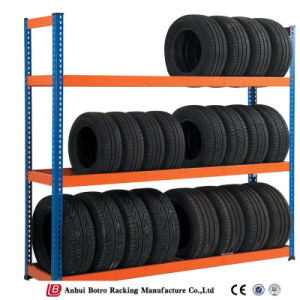 China High Quality Storage Equipment Adjustable Tyre Rack pictures & photos