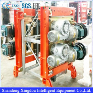 Sc Series Engineering Tools PA400b Electric Wire Rope Hoist Used Elevators for Sale pictures & photos