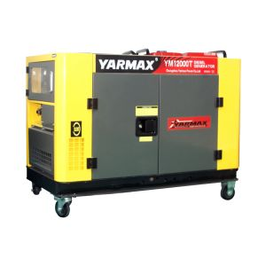 10 kVA Water Cooled Diesel Generator pictures & photos
