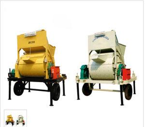 Single Shaft-Jdc (Y) Series Concrete Mixer pictures & photos