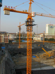 3~25 Ton Tower Crane pictures & photos