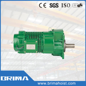0.6kw Brima Crane Geared Motor with Buffer pictures & photos