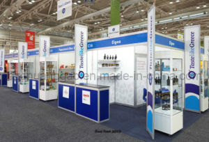 100% Strong & Durable Customized Show Exhibition Stand pictures & photos