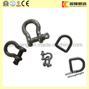 High Quality Forged Steel G-2130 Shackle pictures & photos