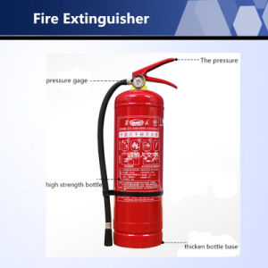 High Quality ABC Dry Powder Fire Extinguisher for Fire Fighting pictures & photos