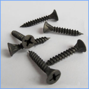 C1022 Black Phosphated Drywall Screw for Construction pictures & photos