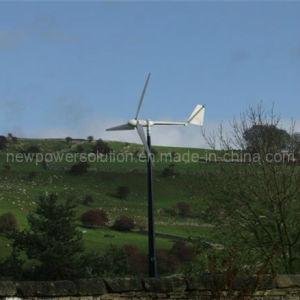 Nps-1kw off-Grid Yawing Three Phase Permanent Magnet Wind Turbine Generator