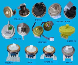 Washing Machine Water Level Sensors, Pressure Sensors