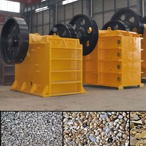 Jaw Crusher for Stone Crushing Plant pictures & photos