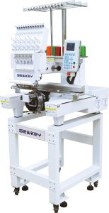 Single Head Compact Embroidery Machine Series (SK1201-CS)
