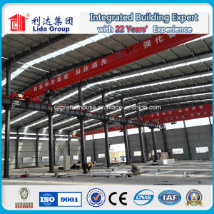 Pre Fabricated Galvanized or Painting Steel Portable Warehouse Building pictures & photos