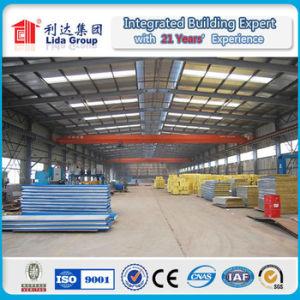 Construction Design Steel Structure Warehouse /Steel Structure Workshop for Brunei Market in Brunei pictures & photos