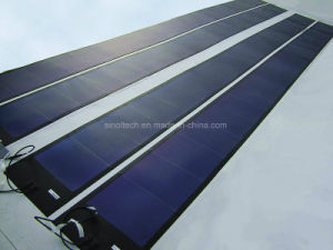 BIPV Thin Film Flexible Solar Panels 72W/144W pictures & photos