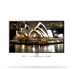 Cr-50A08 Black Glossy Shell, Narrow Frame, Slim Body, LED TV