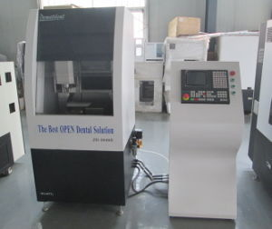 First Service CNC Dental CAD Cam Milling Machine for Dental Lab and Factory