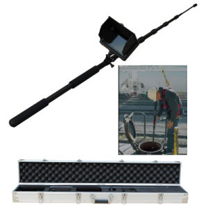 "1080P Full HD Telescopic Pole Pipe Inspection camera with 7"" Monitor pictures & photos"