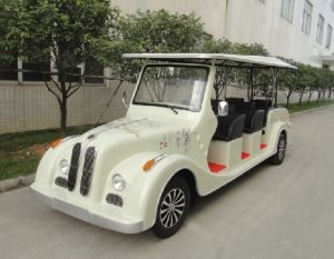 8 Seaters Electric Sightseeing Bus on Sale pictures & photos